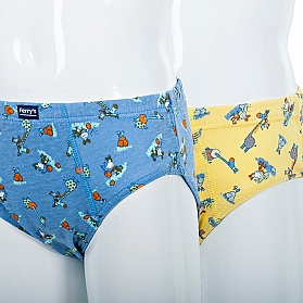 2 PACK CLOSED BRIEFS