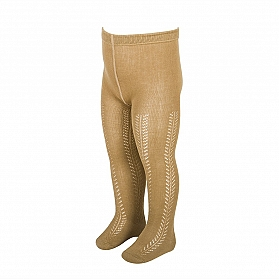 4002 WINTER DRAWING OPENWORK TIGHTS