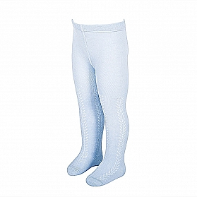 SPRING OPEN WEAVE TIGHTS