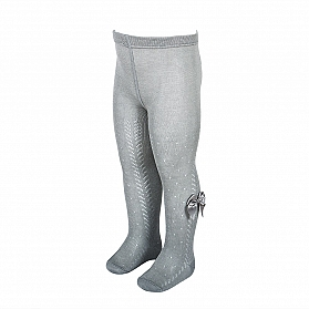 SPRING OPEN WEAVE TIGHTS WITH LOOP