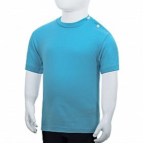 LATERAL OPENING BASIC T-SHIRT