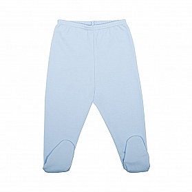 2200 NAPPED FOOTED PANTS